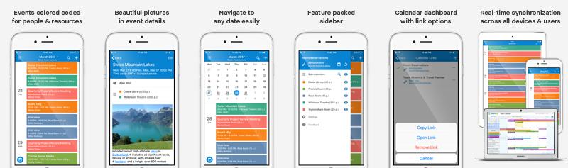 Teamup App for iOS