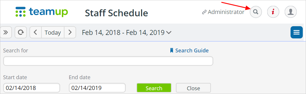 What to Check if Calendar Events are Not Showing