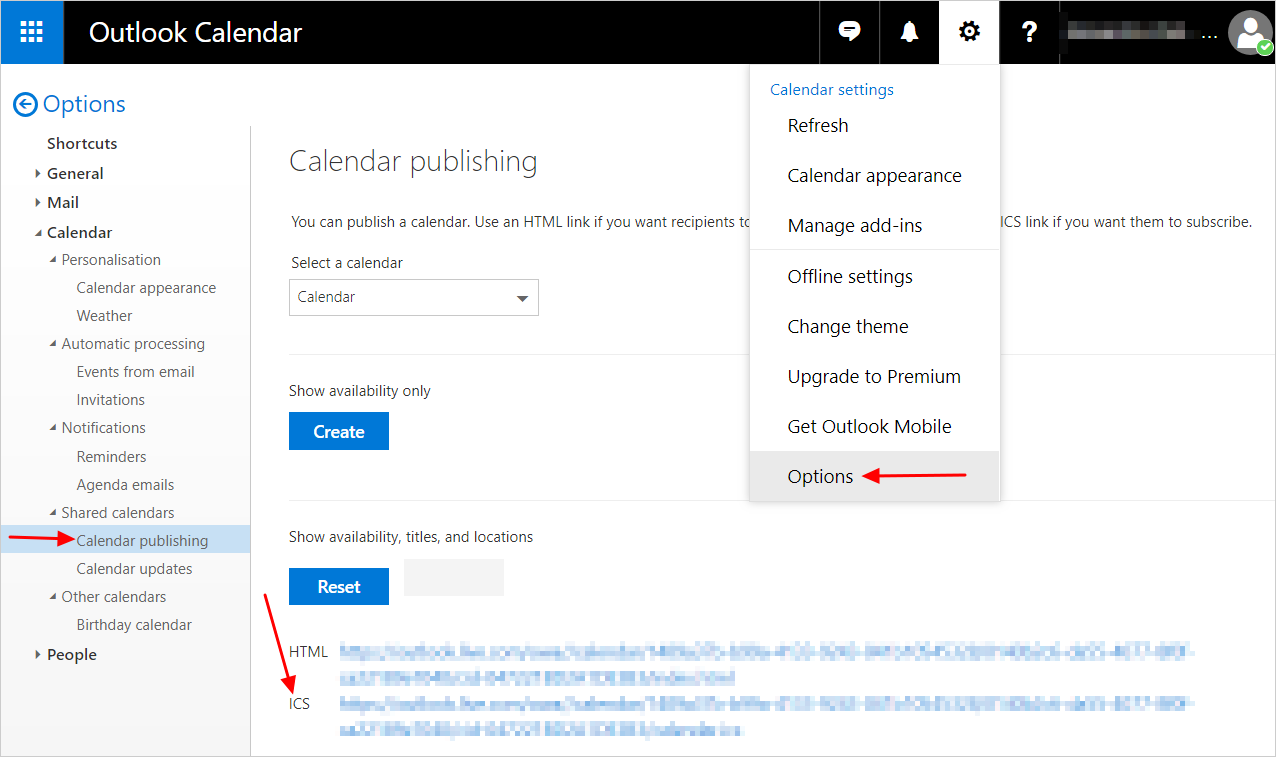 Inbound iCalendar Feeds: View Other Calendars in Teamup