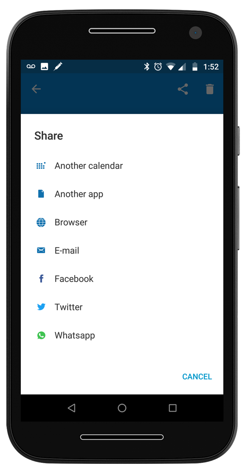 Export Events from Teamup to other Calendar Platforms